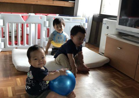 Q.現在、まだ小さい子どもがいます。よく動き回るので、子どもが事務所の方に迷惑をかけないか心配です。