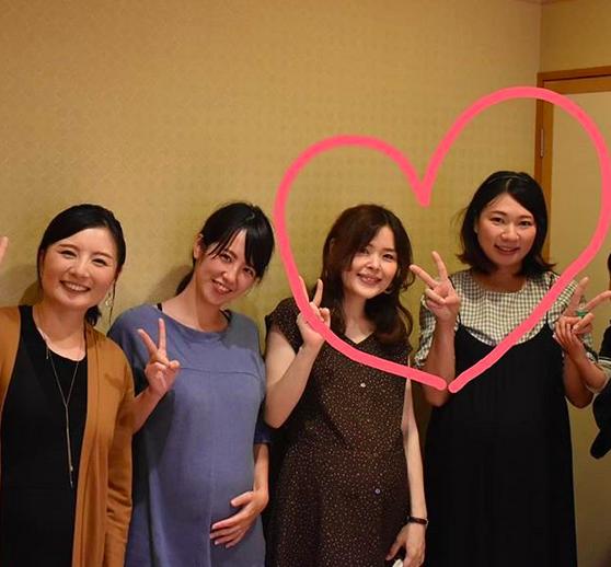 産休スタッフ2名 無事出産(デザイナー濱・アシスタント山田)