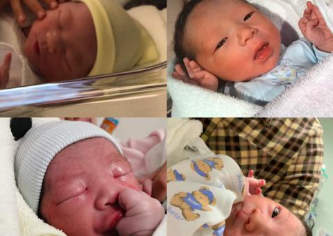 妊婦4名出産し令和ベイビーが4名に増えました